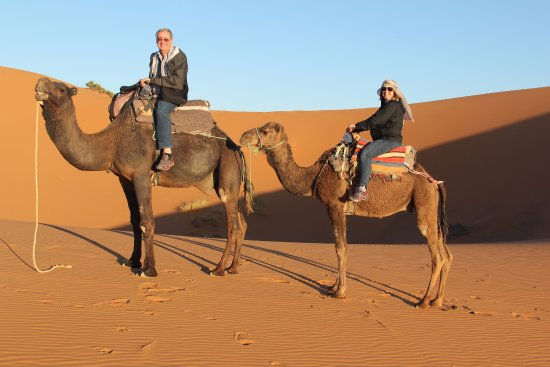 5 days Desert tour from fes