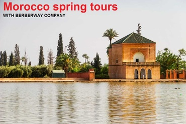 Morocco tour in March Morocco spring holidays