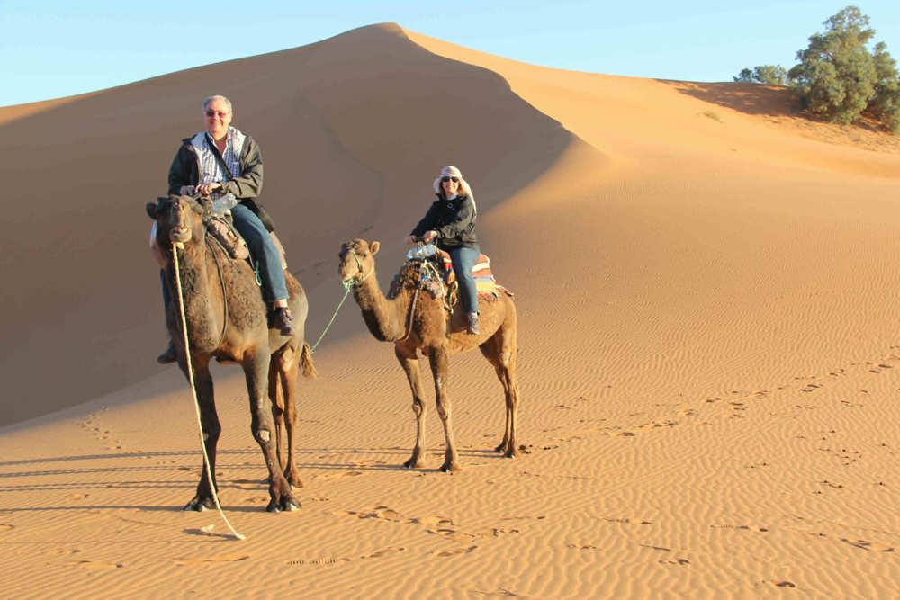 3 Days Morocco Desert Tour From Fes