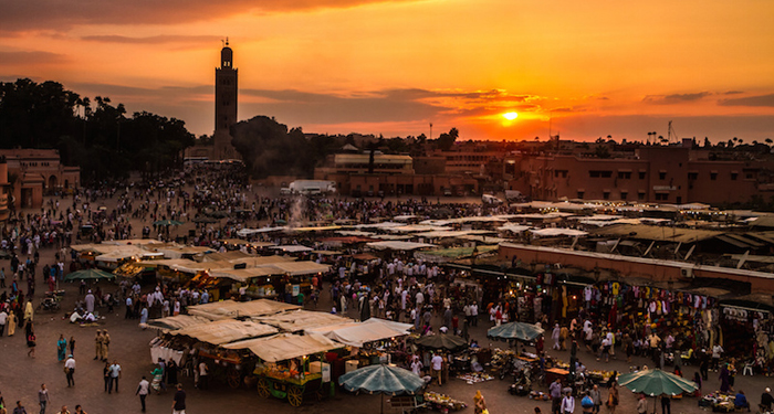 grand morocco tour from Marrakech